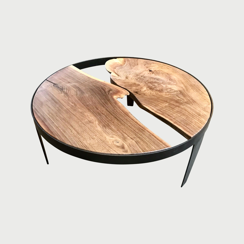 Ethan abramson ravine table walnut