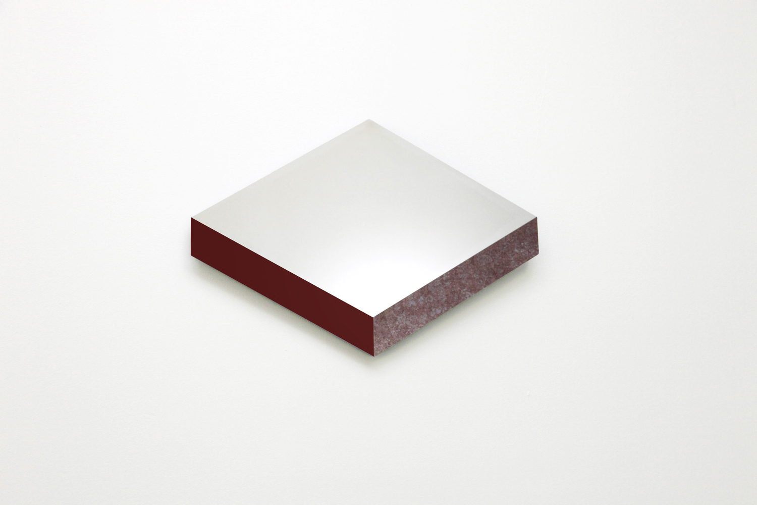 Isogrid mirror 02 red