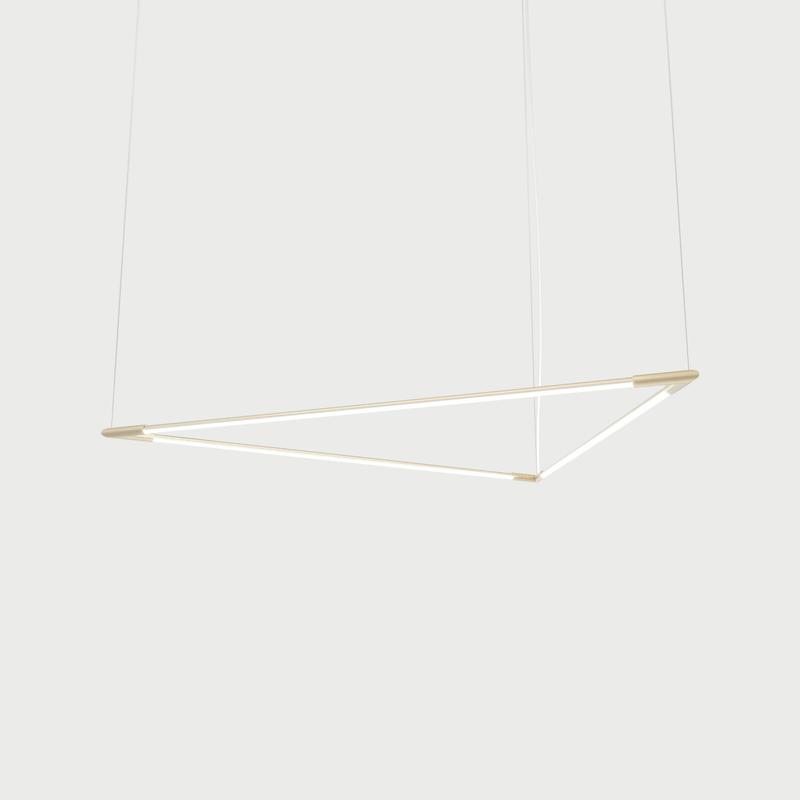 Juniper thin primaries triangle brass hr  281 29