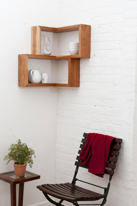 Cherry shelf vertical