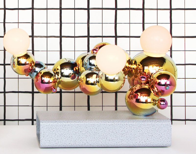 Bubbly 03 light table lamp