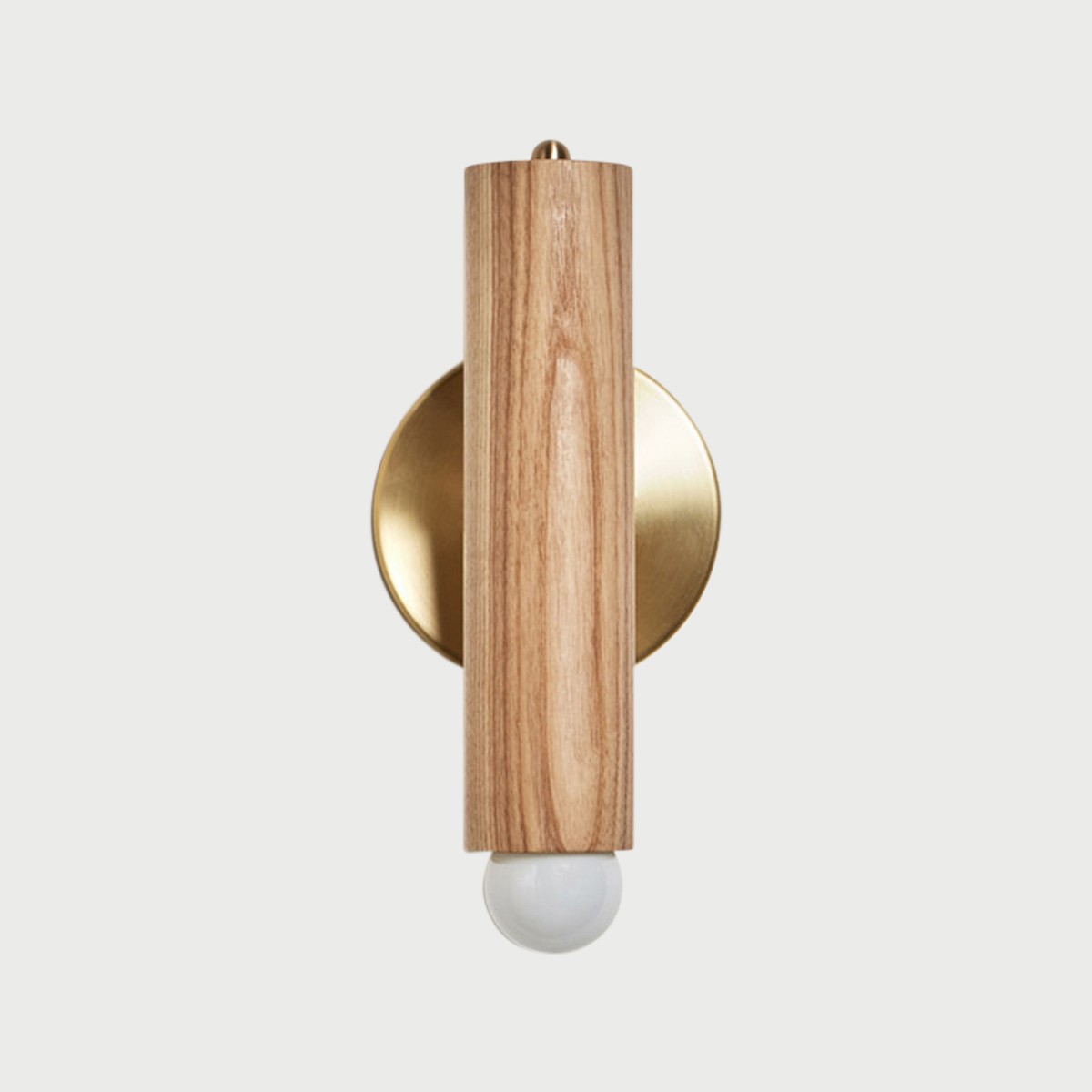 Sconce natural off white