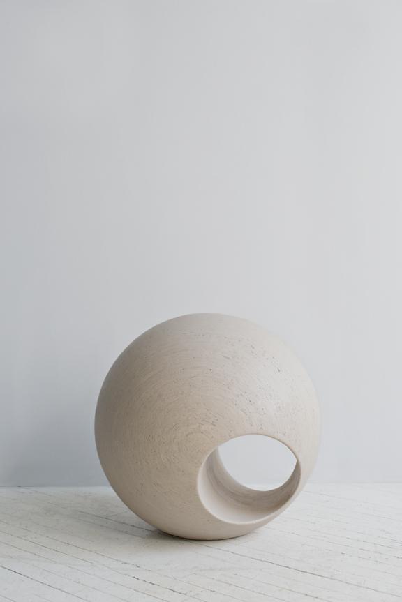 Cream sphere 72