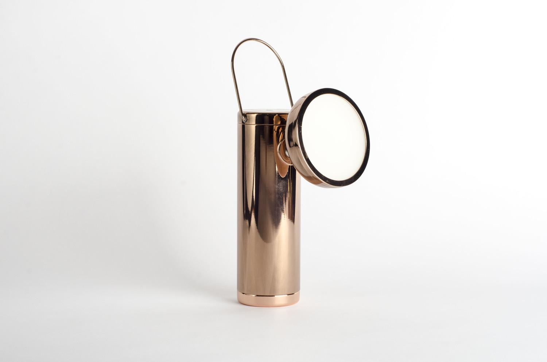 Juniper m lamp copper quarter