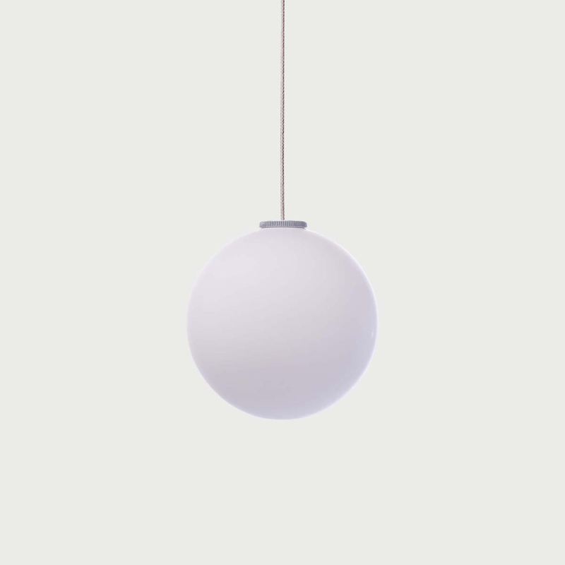 Anony glass 120 pendant light photography by wendy pham