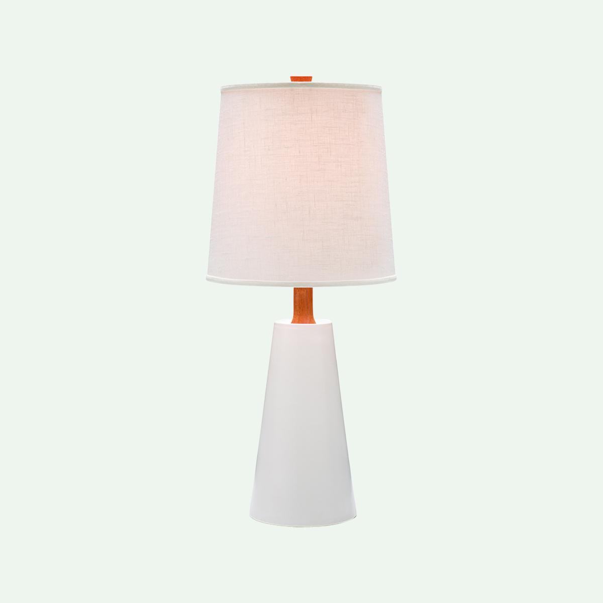 Cp   hawthorne lamp   white