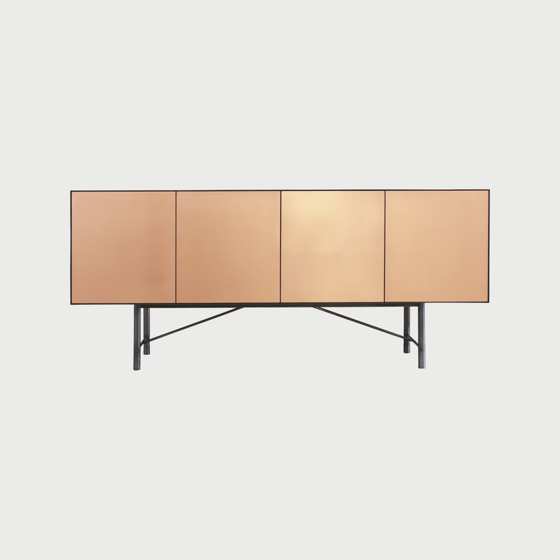 Connect credenza   copper 1