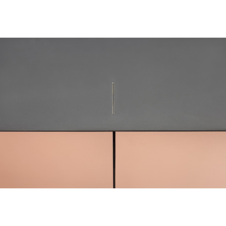 Connect credenza    copper 3