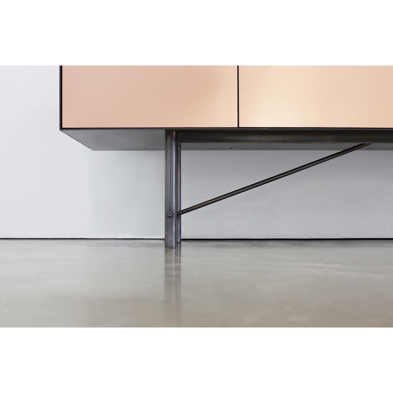Connect credenza   copper 4