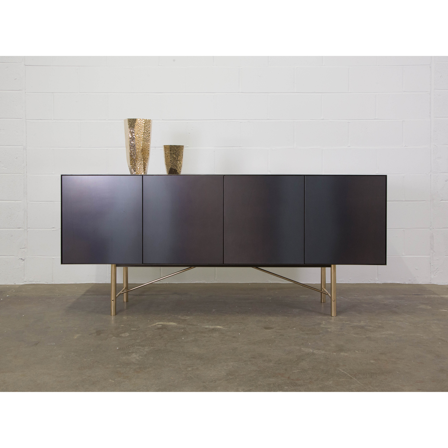 Connect credenza   steel 1