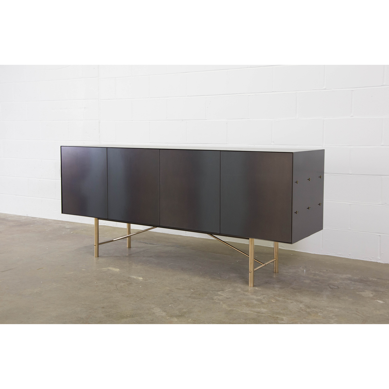 Connect credenza   steel 2