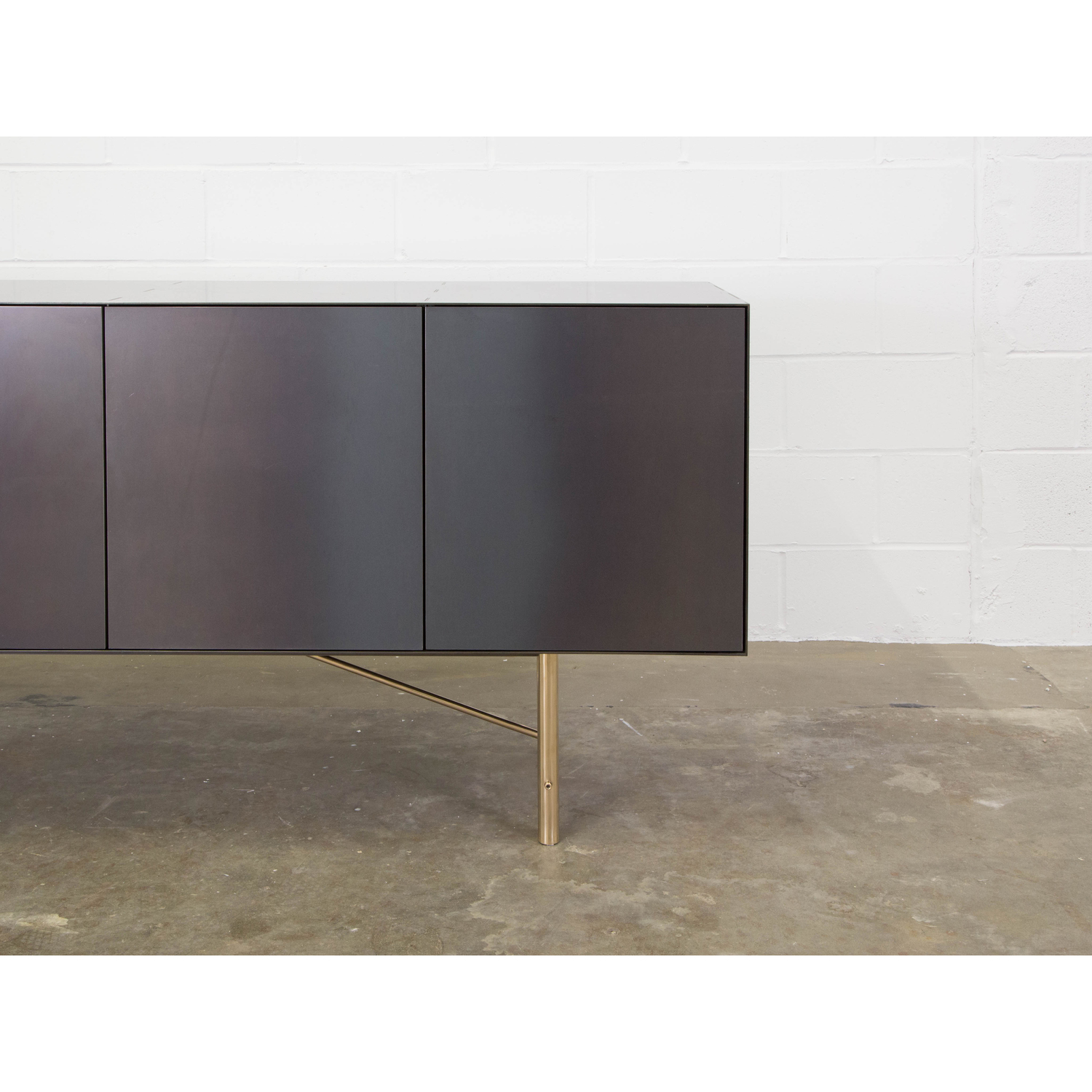 Connect credenza    steel 3