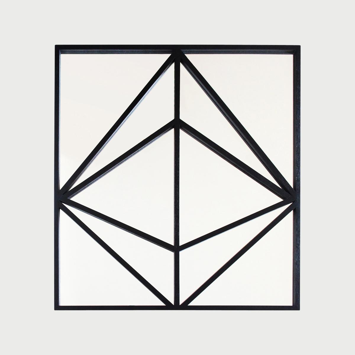 Prism mirror cover