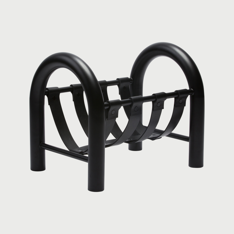 Tubular magazine rack 2