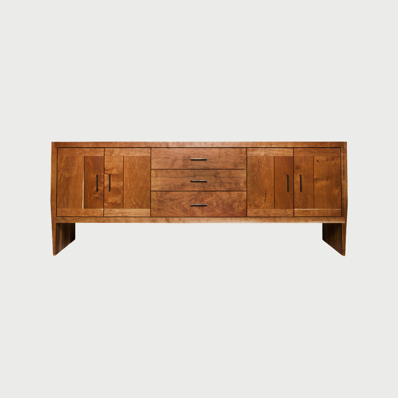Tapered credenza1