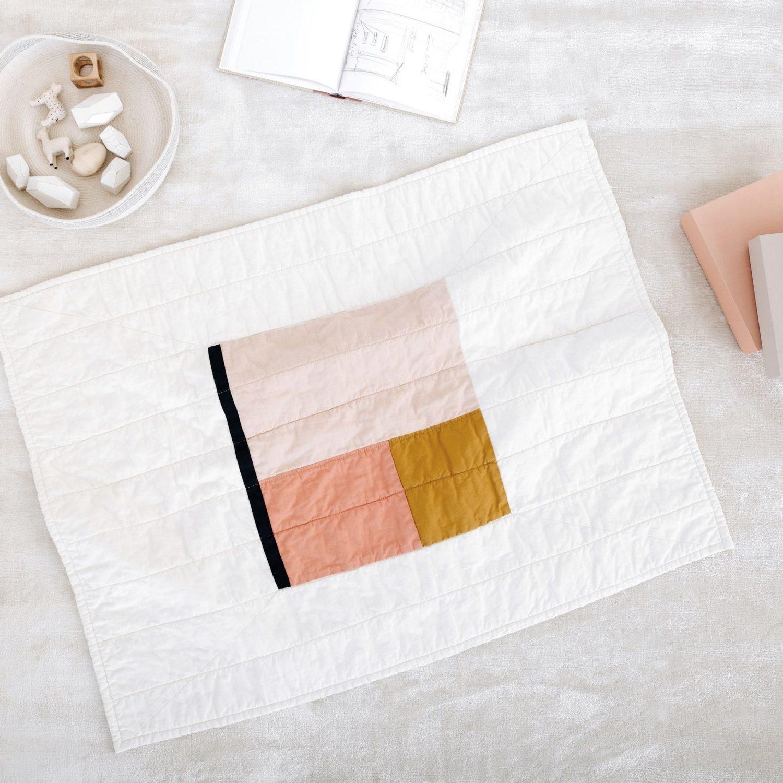 Little quilt no. 4 environmental 2
