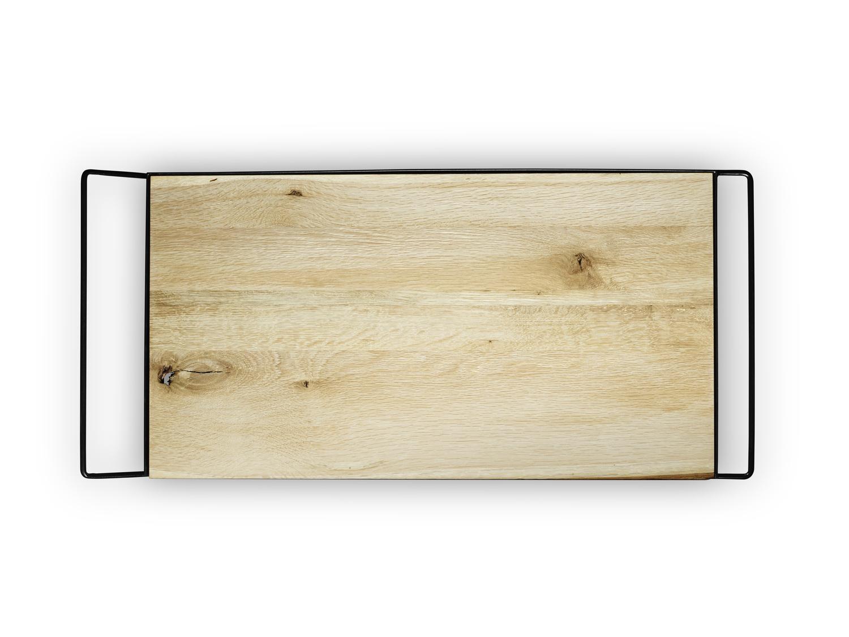 Greta de parry coleman bar cart bleached oak top