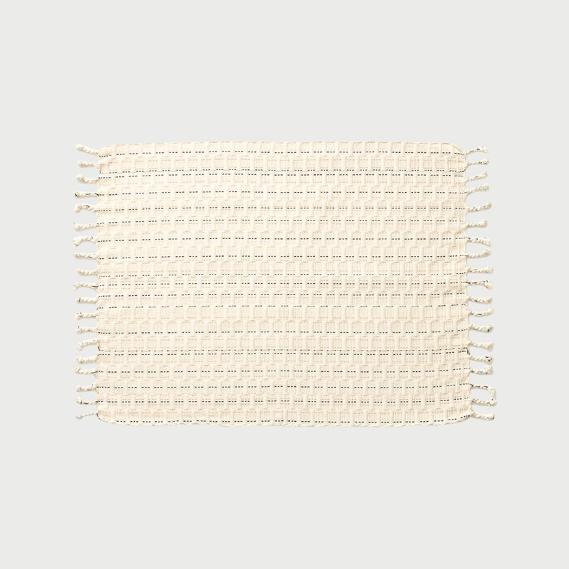 Minna panalito placemat cream