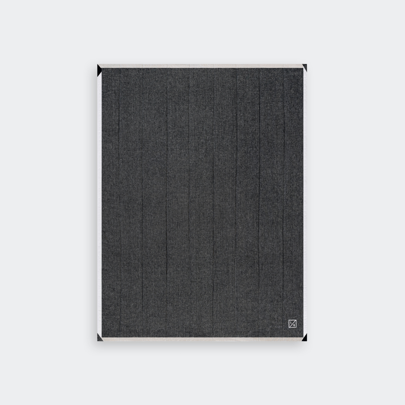 Little quilt no. 1 black