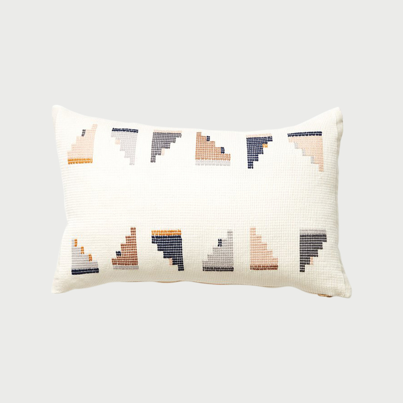 Minna barragan lumbar pillow