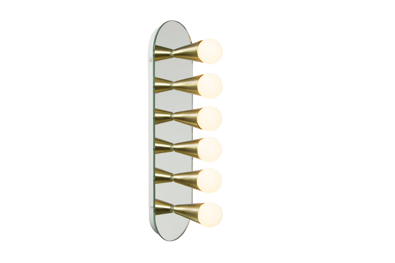 Echo 6 sconce souda brass 1