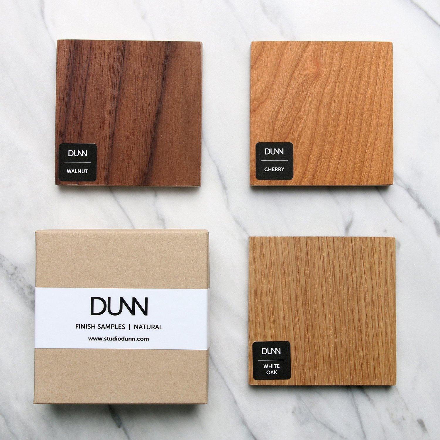 Dunn swatches 1