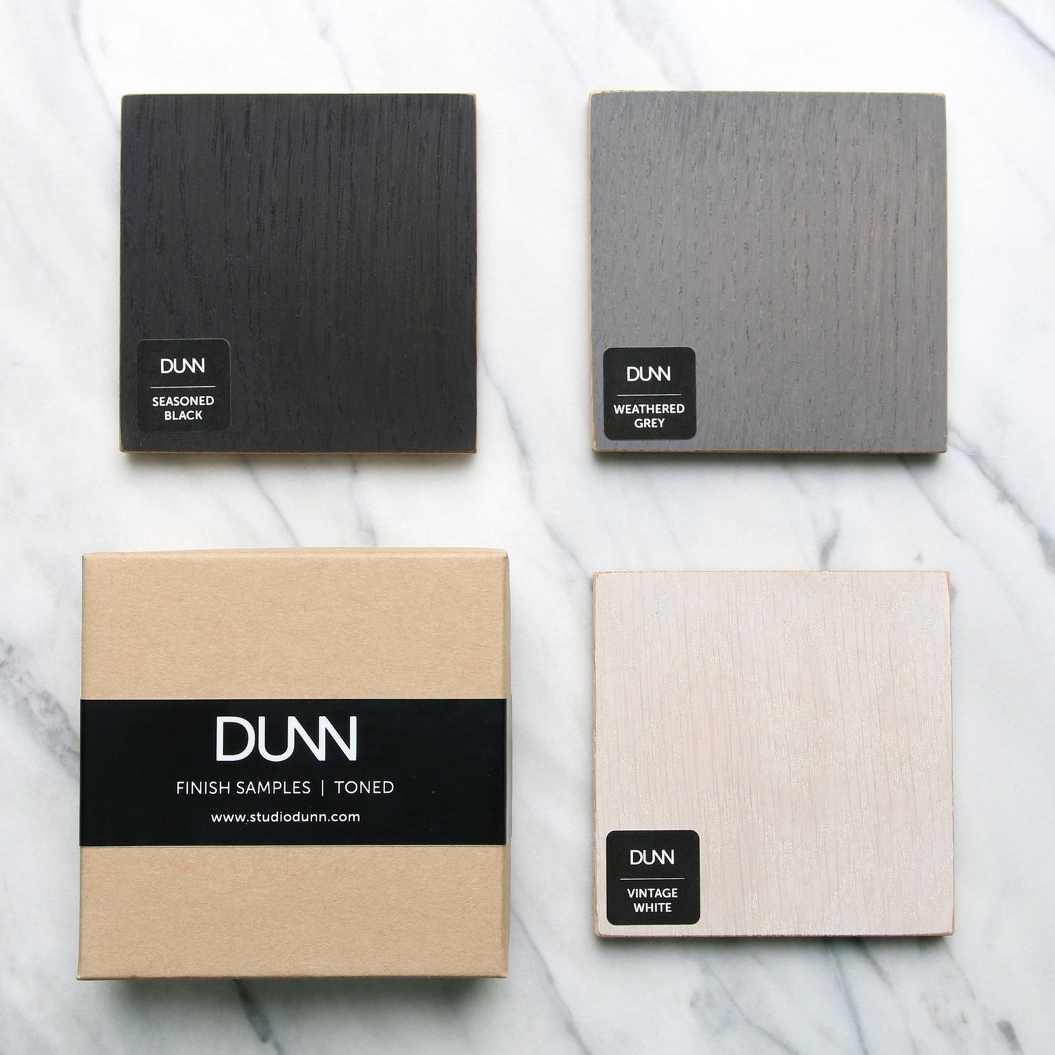 Dunn swatches 2