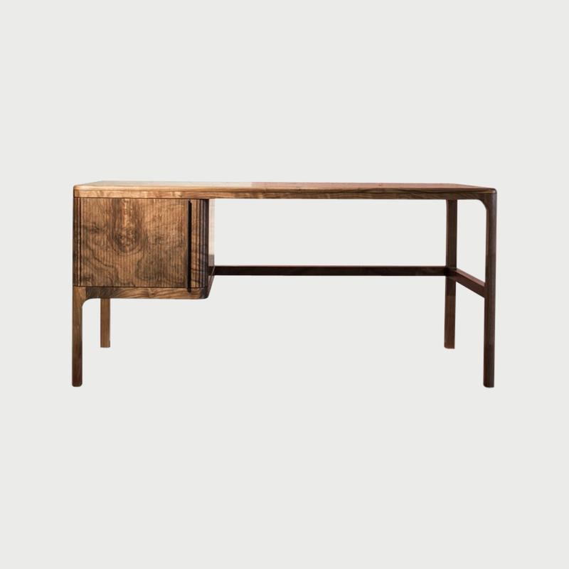 Tambour desk 6