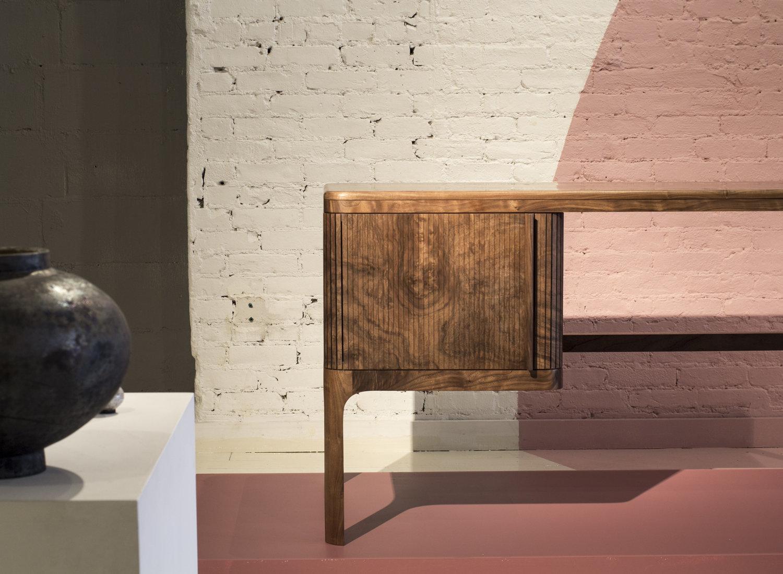 Tambour desk 1