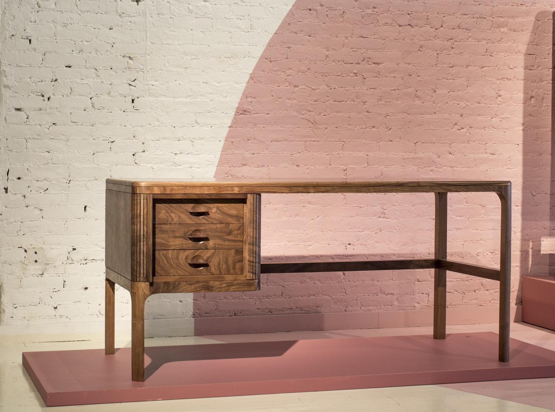 Tambour desk 2