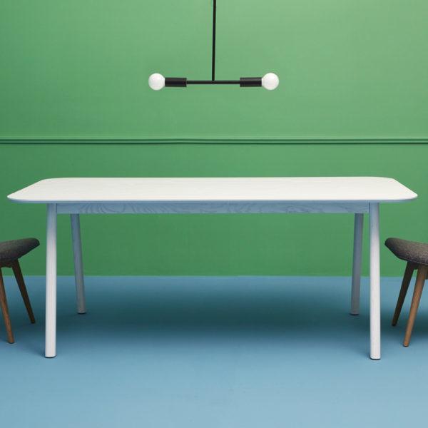 Jessie dining table white 600x600